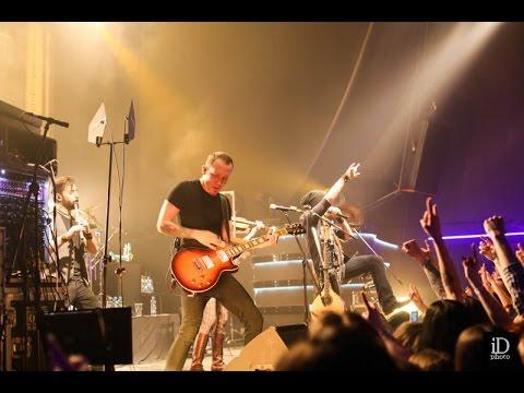 Eluveitie - From Darkness (live in Minsk, 18-02-15)