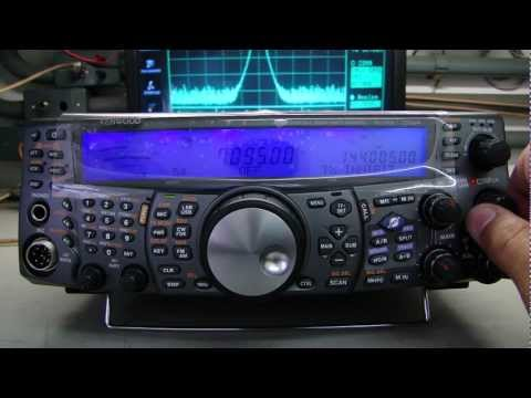 KENWOOD TS-2000 All Band, All Mode Transceiver Test - ALPHA TELECOM