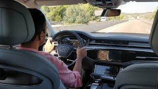2019 Audi A8 Review - Audi A8