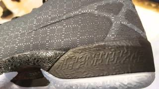 Air jordan 30 anthracite black cat XXX please like and subscribe thank you