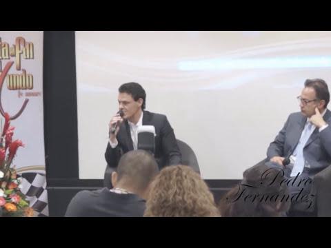 Pedro Fernández - Conferencia Hasta El Fin Del Mundo