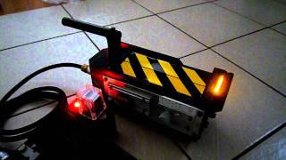 Mattel Ghostbusters Ghost Trap Movie Mode Demo