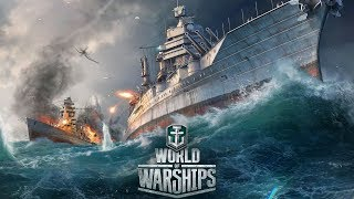Lets Play! - World of Warships - Live Stream