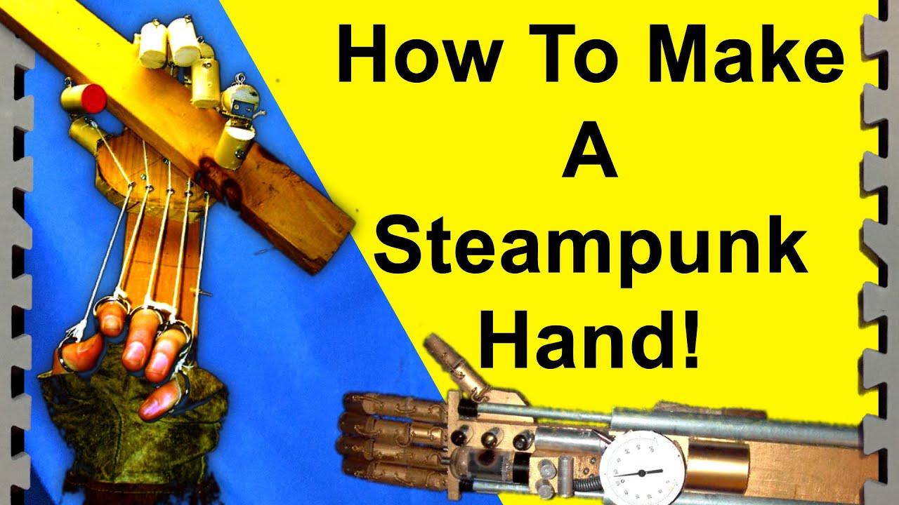 Steampunk Diy Costume Diy Steampunk Robot Arm