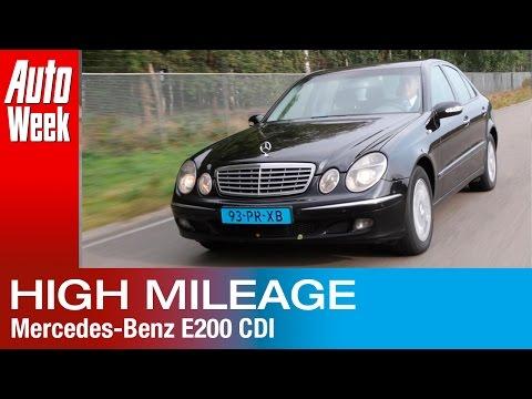 Klokje Rond - Mercedes-Benz E200 CDI