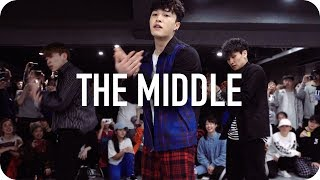 Download Lagu The Middle - Zedd, Maren Morris, Grey / Junsun Yoo Choreography Gratis STAFABAND