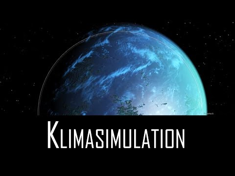 Universe Sandbox² Klimasimulation