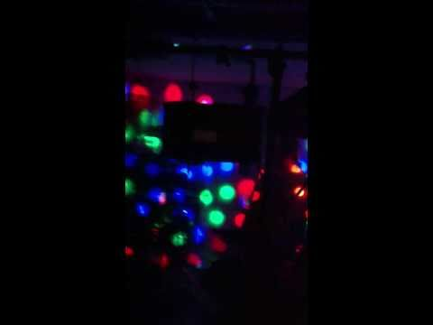 Review of My new led DJ lights!!!