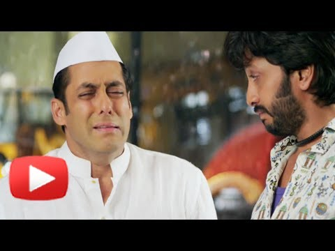 Salman Khans Lai Bhaari Look Revealed - Riteish Deshmukh - Latest...