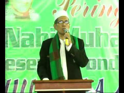 Bupati Tegal Ki Entus Susmono.Pengajian Ponpes Misbahul Huda AL-Amiriyah Tegal 2014