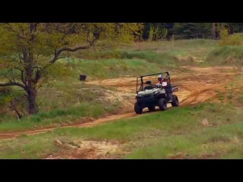 2011 Polaris Ranger XP Diesel Test Ride