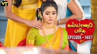 KalyanaParisu 2 - Tamil Serial | கல்யாணபரிசு | Episode 1487 | 24 January 2019 | Sun TV Serial