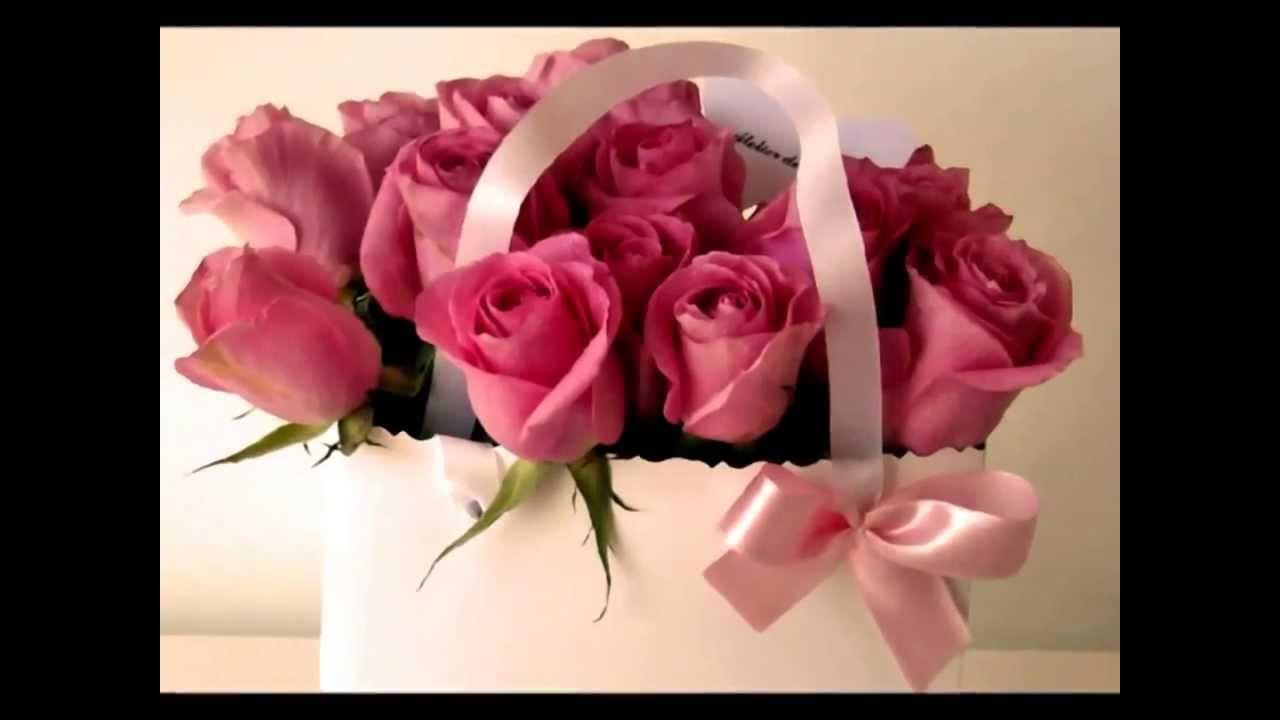 Очень красивое поздравления с днем рождения девушке