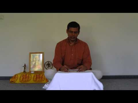 Harilal Chants Chapter 6 Of The Bhagavad Gita video