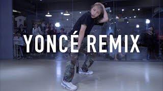 Migu米古 Girls Style Choreography A Beyoncé Yoncé Electric Bodega Trap Remix Migu Choreography