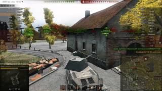 World of Tanks - Skoda T 25!!!Чех хорош!2200 урона!Аккуратно играем!