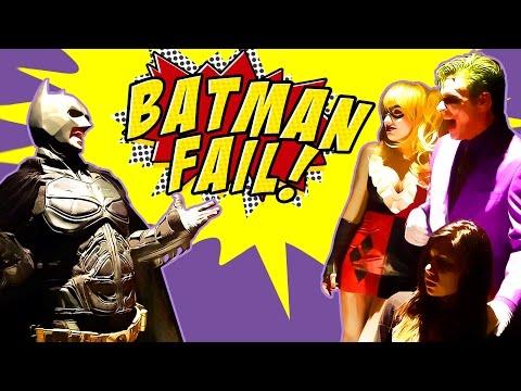 TOM CRUISE BATMAN FAIL!