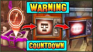 *WARNING* ROCKET LAUNCH COUNTDOWN! (Tv Brodcast) Fortnite Season 5 Storyline