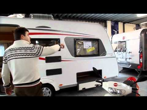 Burstner Premio Averso Fifty Belcanto Trecento Caravans 2012 in Doetinchem.MP4
