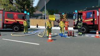 Flashing Lights Firefighter Gameplay