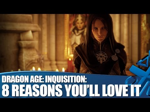 Dragon Age: Inquisition PS4 Gameplay - 8 reasons you'll love it!