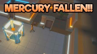 Mercury Fallen - Abandoned Colony Survival! - Let's Play Mercury Fallen Gameplay
