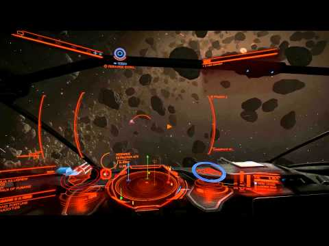 Elite: Dangerous - Wing Girls Are Deaf And Rude (lady belch)