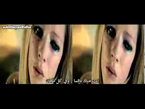 Avril Lavigne   Wish You Were Here فيديو كليب ايفرل مترجم   Youtube video