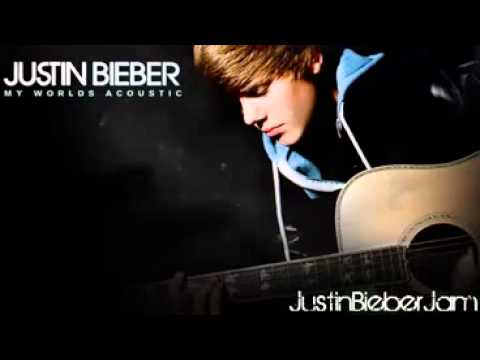 Justin Bieber - Favorite Girl - My World Acoustic New Album video