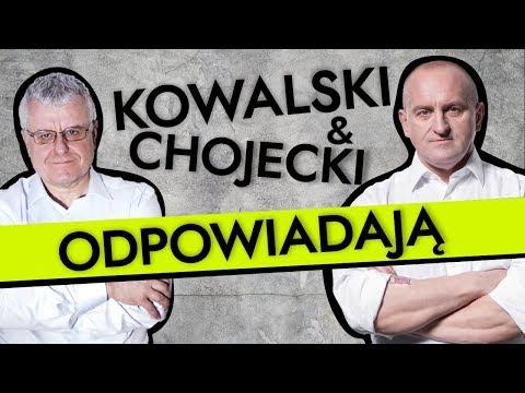 Kowalski & Chojecki ODPOWIADAJĄ + Serwis Informacyjny IPP TV 5.03.2018