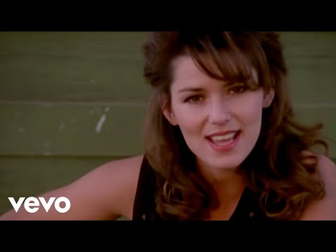 Shania Twain - Whose Bed Boots Been Under