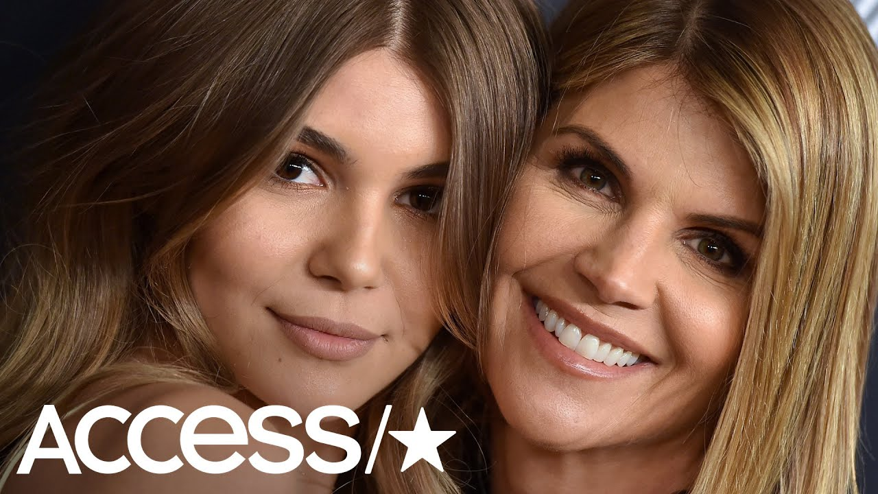 Lori Loughlin's Daughter Olivia Said Her Parents 'Made Her Go' To College Before Alleged Scam
