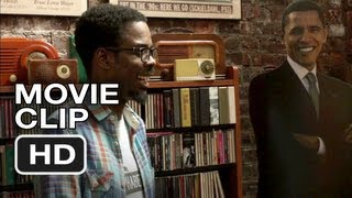 2 Days in New York - 2 Days in New York Movie Clip #2 - Obama (2012) - Julie Delpy, Chris Rock Movie HD