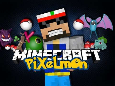 Minecraft Pixelmon 1 - LET'S GO HENRY!! (Pokemon in Minecraft)