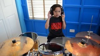 Download Lagu One Republic - Counting Stars (Drum Cover) Gratis STAFABAND