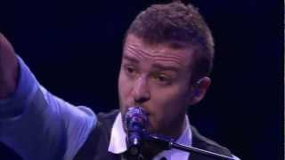 Клип Justin Timberlake - Until The End Of Time (live)