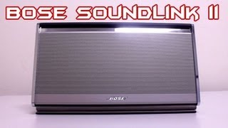 Bose SoundLink Bluetooth Mobile speaker 2 Review and Sound Test