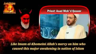 Khomeini better than chosen prophets
