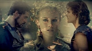 THE FALL OF TROY | Helen, Paris & Menelaus | love triangle