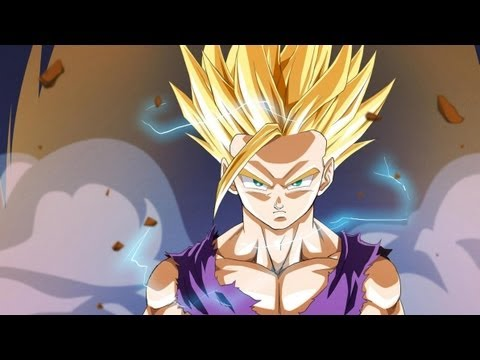 Gohan Turns Ssj2 Original Japanese Audio Hd 1080p video