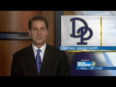 DP Baseball and Softball Post Easy First Round Playoff Wins