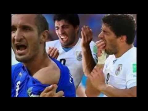 Liuz Suarez Bites Again, Fifa world cup 2014  new, live updates, highlights