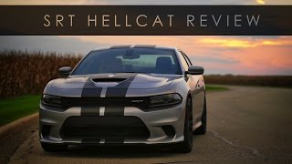 Review | 2016 Dodge Charger SRT Hellcat | Brutality