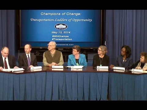 Champions of Change: Transportation Ladders of Opportunity