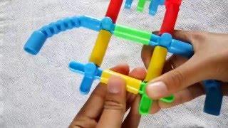 Trò chơi lắp ráp Rô Bốt - Hướng dẫn đồ chơi lắp ráp dành cho trẻ em