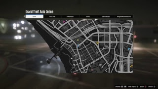 Ghost Arise-GTA V//ONLINE FIRST TIME \\