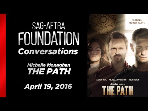 Conversations with Michelle Monaghan of THE PATH