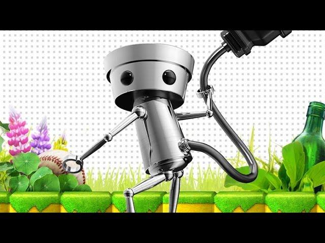 Chibi-Robo! Zip Lash Review Commentary