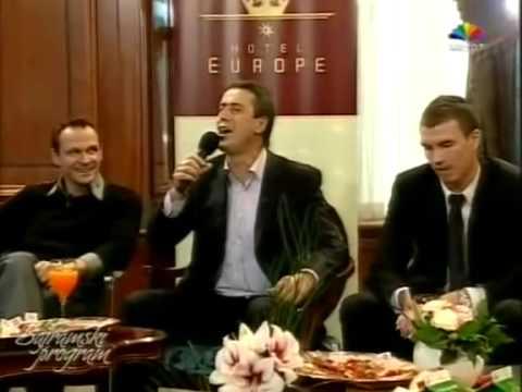 Enes Begovic feat. Edin Dzeko - Bosanac