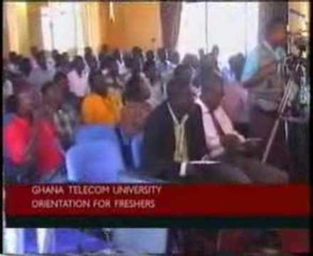Ghana Telecom University College First Anniversary